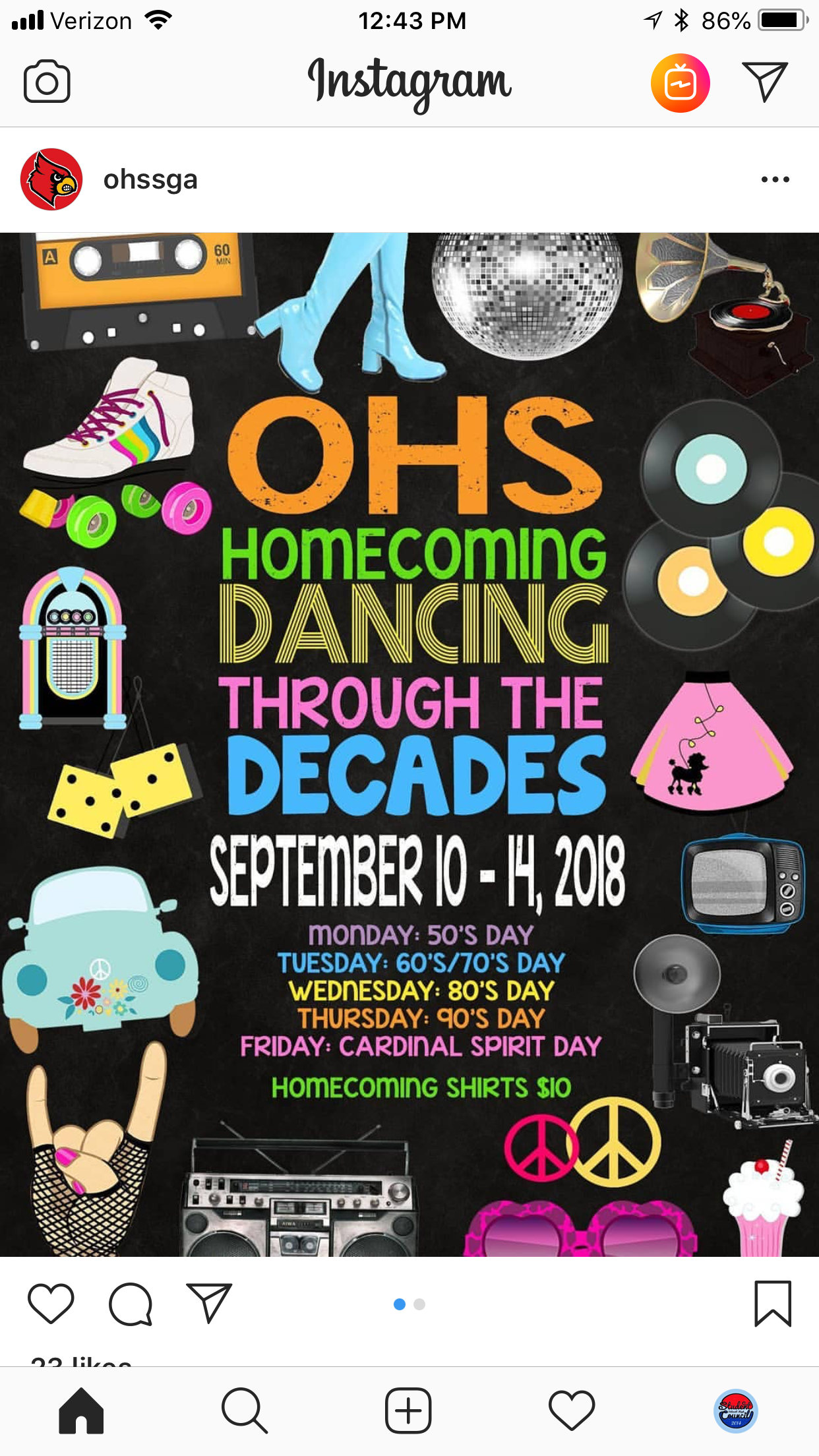 Pin by Amanda Long on Student Council Dance party