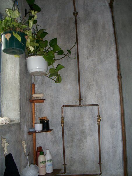 Hanging Plants In The Shower My Stunning Bathroom
