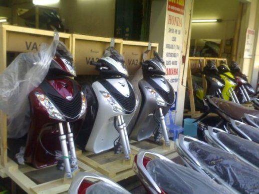 Xe Thanh ý Giá Rẽ < Yamaha . Suzuki .Hond SH150i. 125i. PS 150i. Piago LX 125
