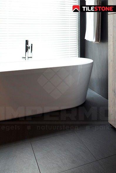 leisteen, imitatie leisteen, badkamertegel, vloer badkamer, moderne ...