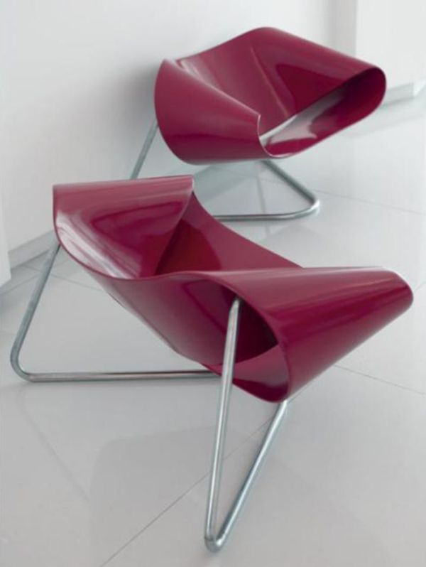 Ribbon Chair By Cesare Leonardi And Franca Stagi