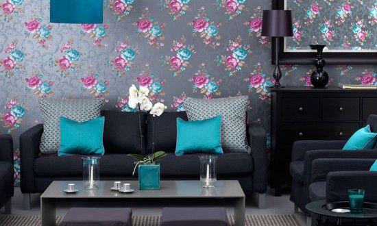Wandfarbe Grau - schöne Wandfarben - fresHouse - schne wandfarben