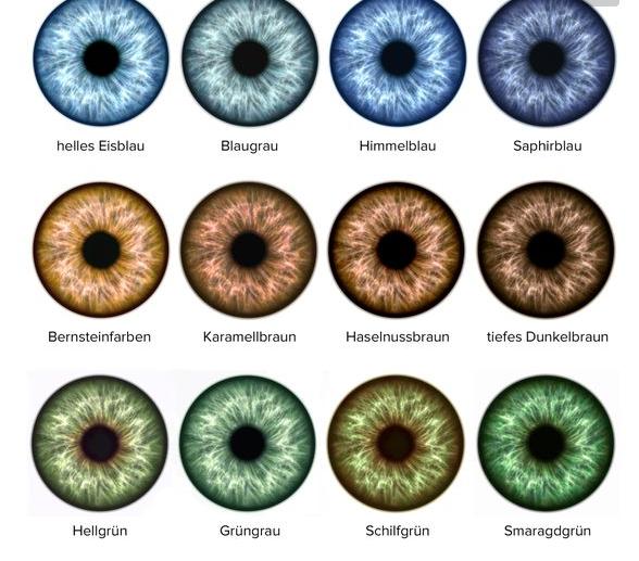Das sagt die Augenfarbe über deine Persönlichkeit aus! Bei uns passte es wie Faust aufs Auge.