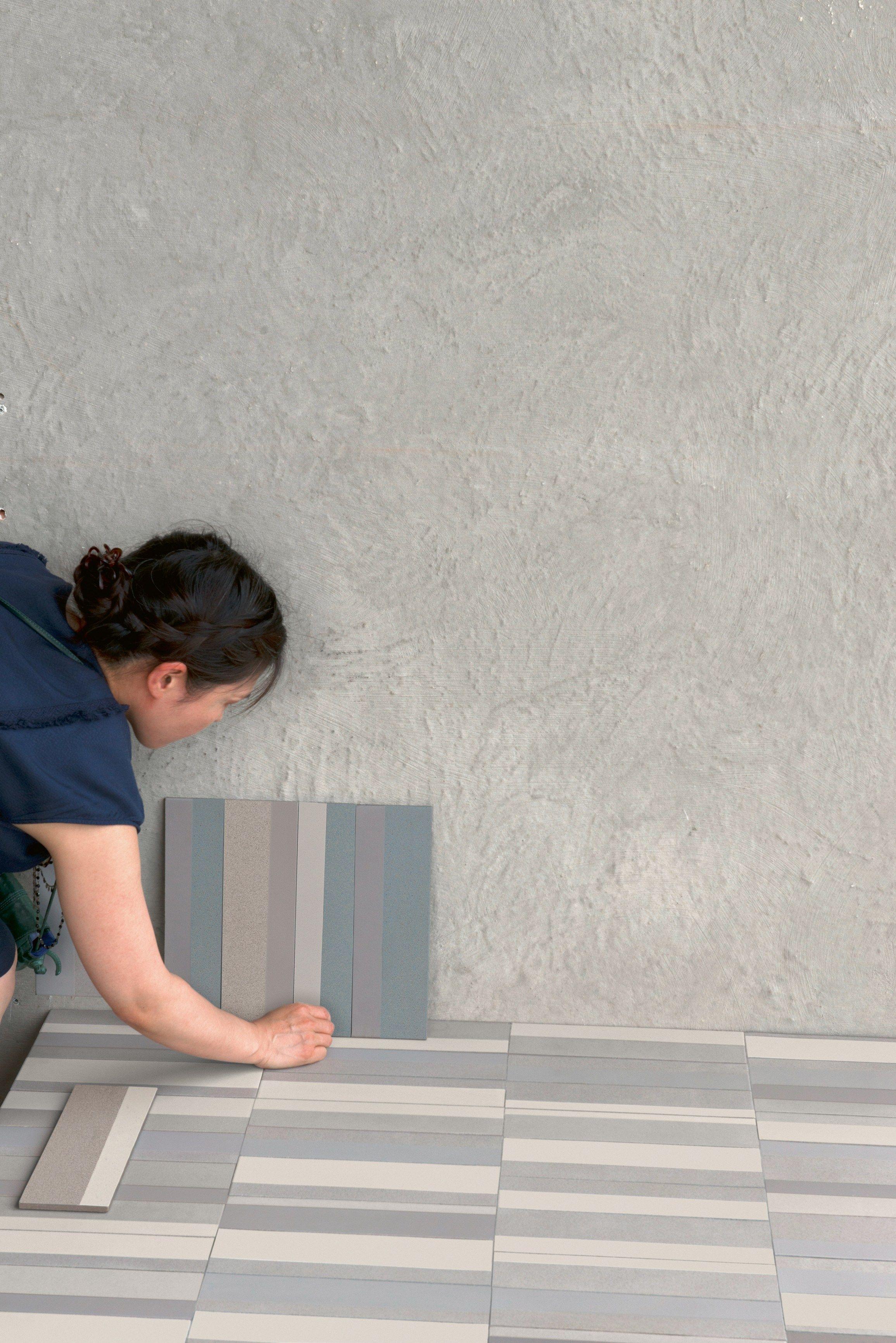 Glazed Stoneware Wall Floor Tiles Piano Piano Collection By Mutina Design Ronan Erwan Bouroullec