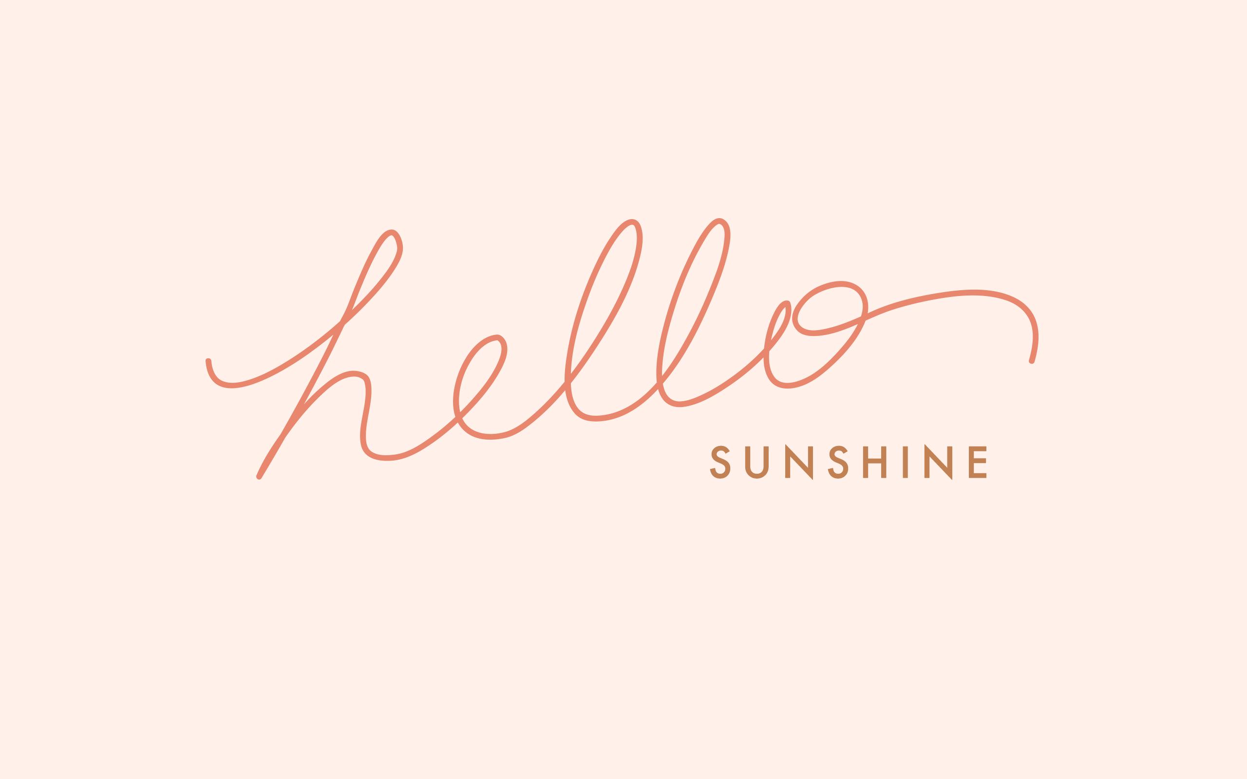 hello-sunshine-desktop_01 2,560×1,600 pixels | mcbook