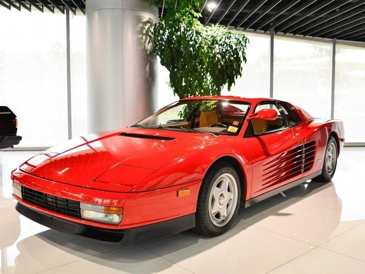 Os 10 melhores Ferraris de todos os tempos — Insider.pro — economia, investimentos e trading, tecnologias, estilo de vida