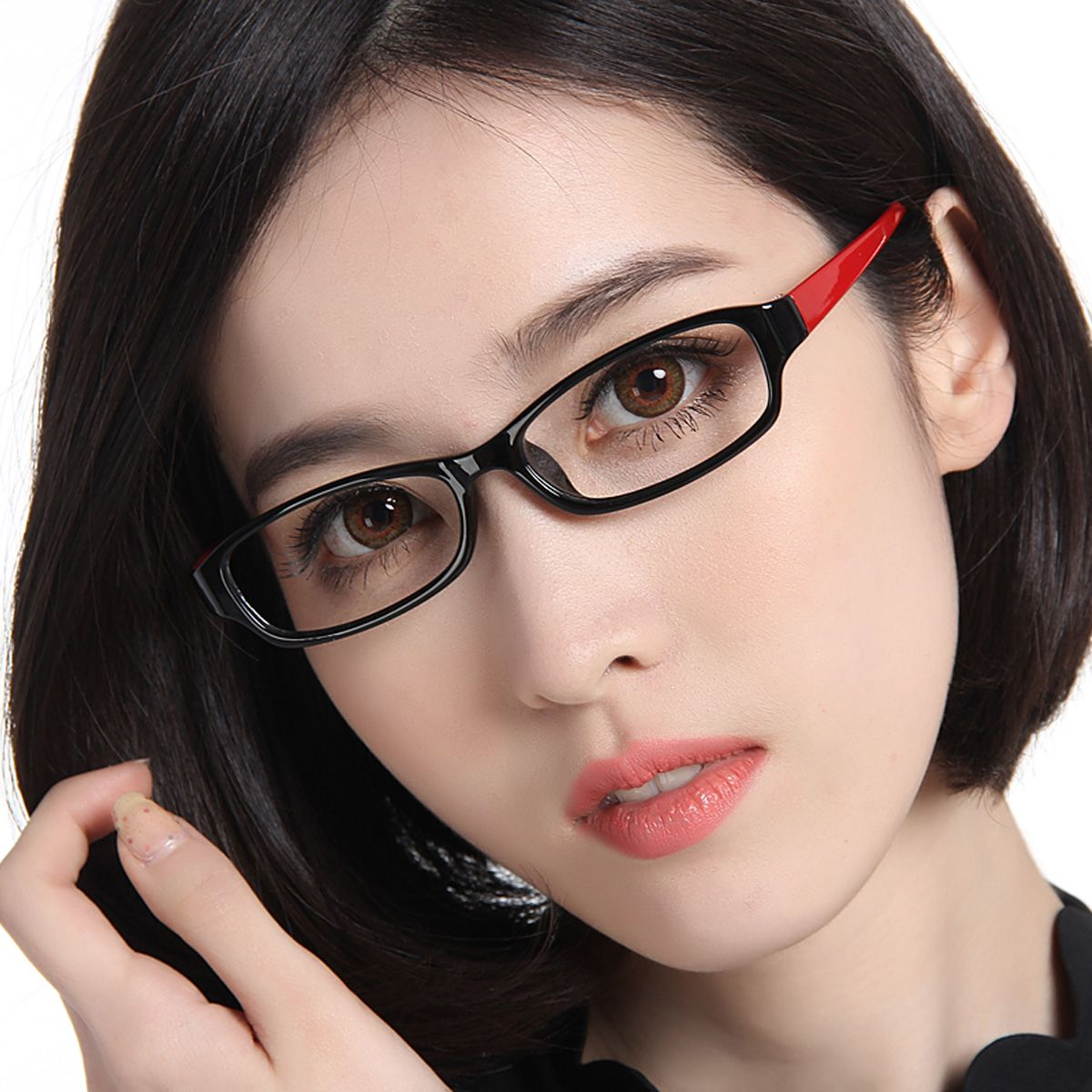 Glasses For Round Faces Female Google Search Trena S