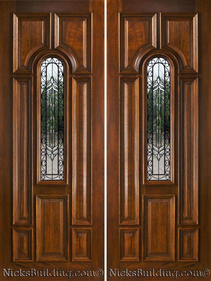 Image For Elegant Front Entry Doorspuerta Proyectos Que Intentar
