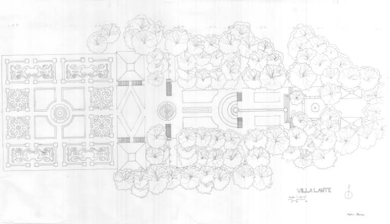saatchi art artist marlin aleman  drawing   u201cvilla lante