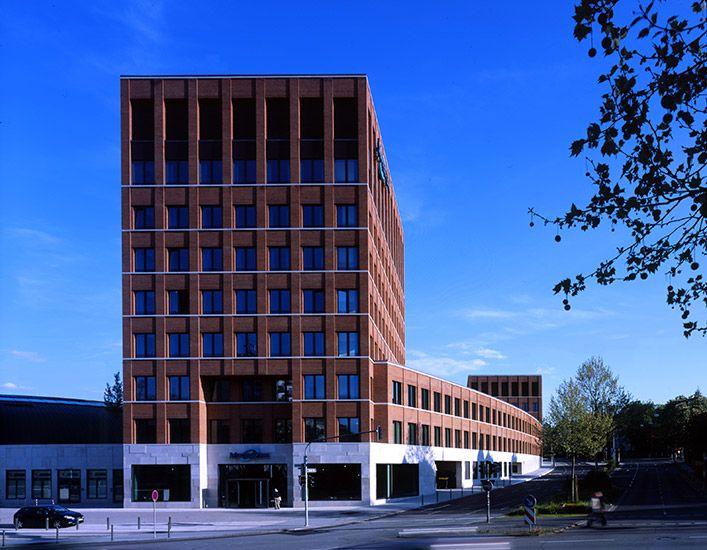 Ortner und ortner wiesbaden hotel elevations pinterest for Design hotel wiesbaden