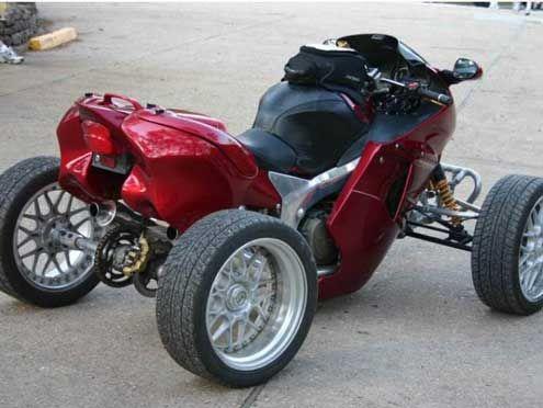 Street Legal Quads 06 Trike Pinterest Cars