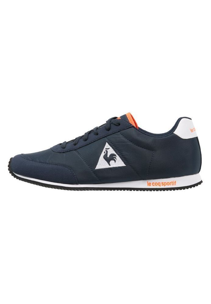 d4e0a9586b Le Coq Sportif Men Racerone Classic Trainers 1520610 Blue Fashion Shoes # LeCoqSportif #AthleticSneakers