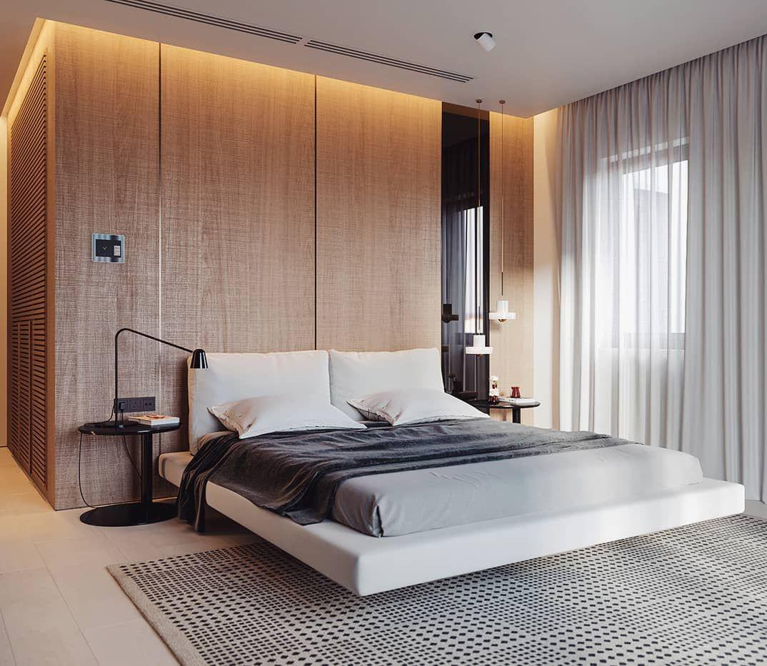 Alvorada Bedroom Render by inna.sparrow Inna