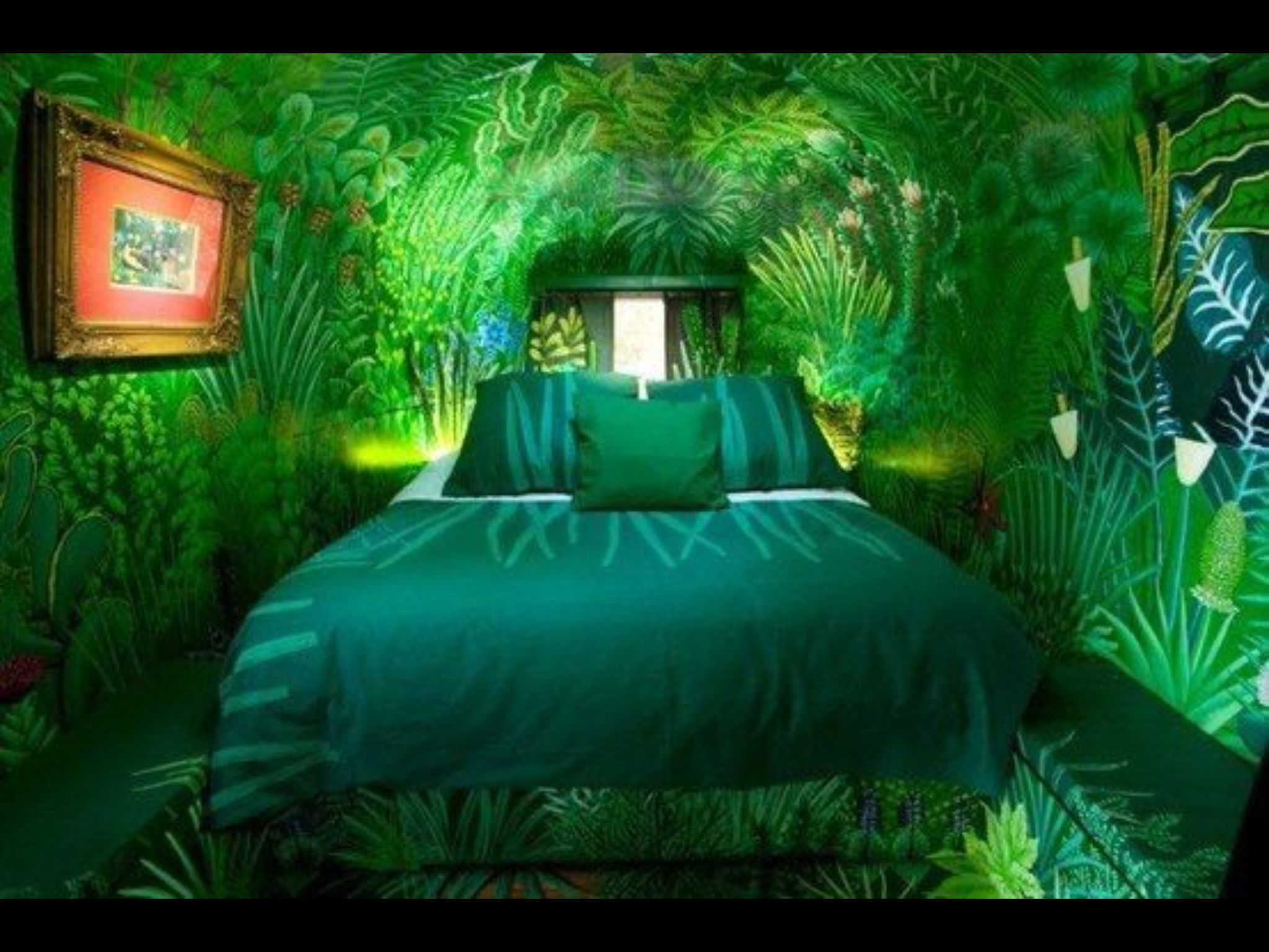 Rainforest Bedroom Ideas My Dream Airstream Shagadelic Groovy Vw 39s