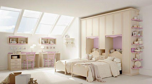 Chambre D Enfant Sous Les Combles 28 Idees De Design Mobilier