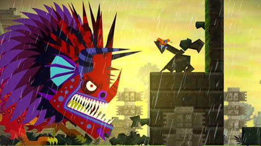 50 Gif Animados De Fondos De Videojuegos De Lucha: LUCHA TOON