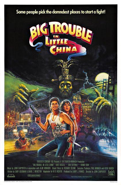 'Golpe en la pequeña China' Poster 2