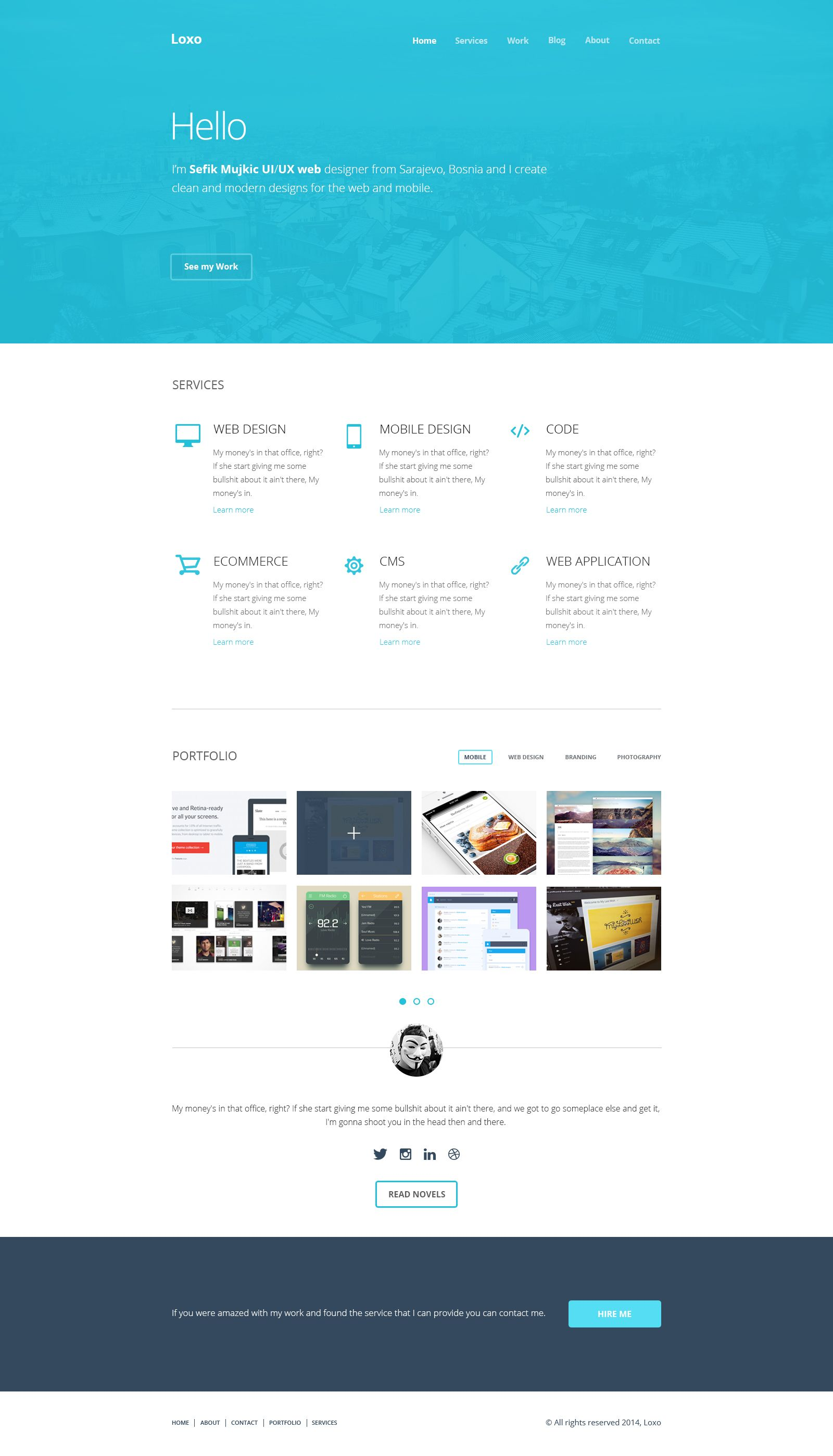 Real Pixels Jpg By Sefik Mujkic Web Design Web Design Gallery Portfolio Web Design