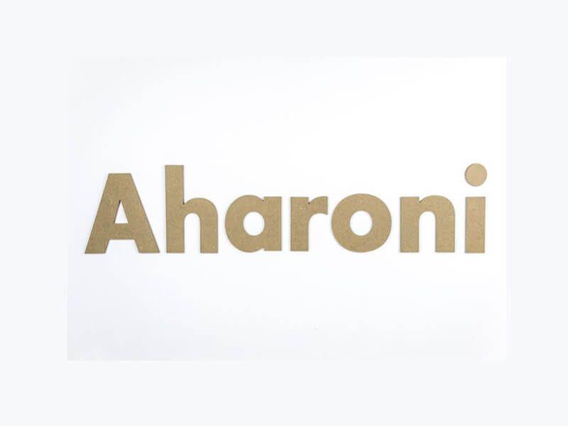 Aharoni Font Free Download - Fonts Empire | Aharoni Font Family Free