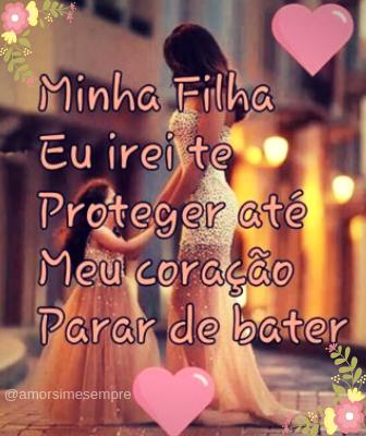 Pin De Dani Vieira Em Legendas Dia Da Filha Frases Amor
