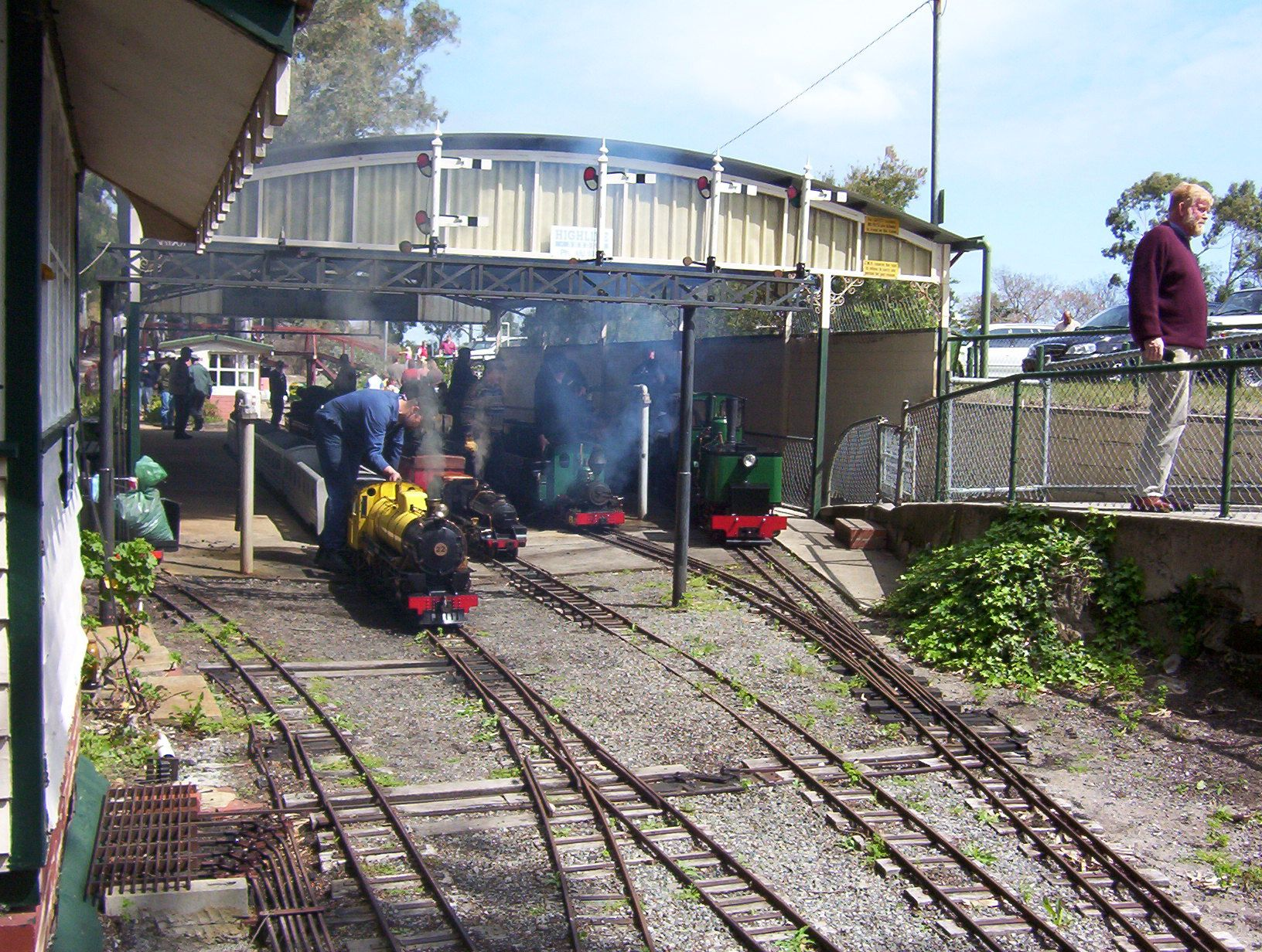 School Holidays In Perth Castledare Miniature Railways 1st And 3rd Sundays Kids