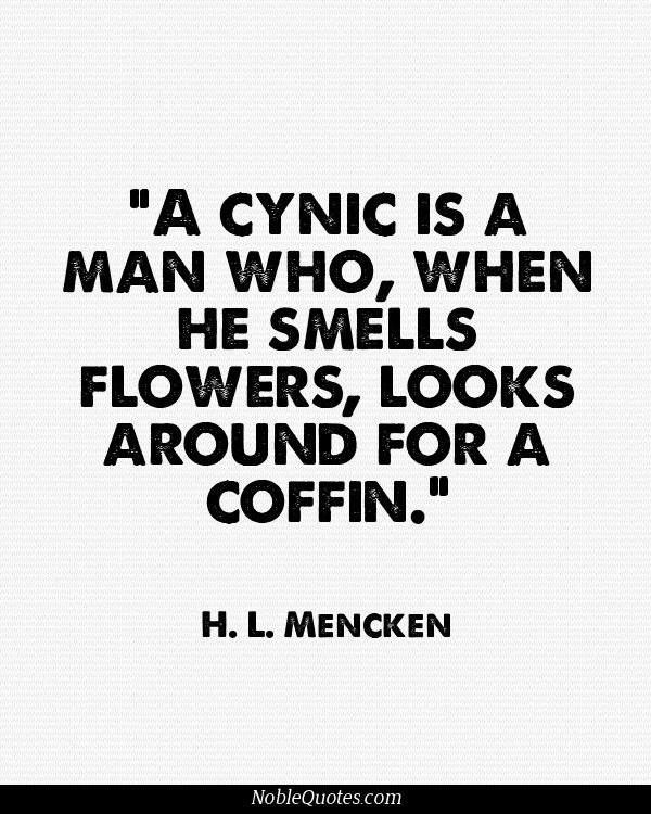 Quote By Hl Mencken: Http://noblequotes.com/