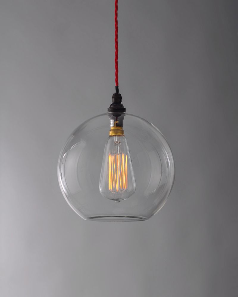 paper globe pendant hallway lighting. Paper Globe Pendant Hallway Lighting. Hereford Clear Glass Light - So On Trend And Lighting