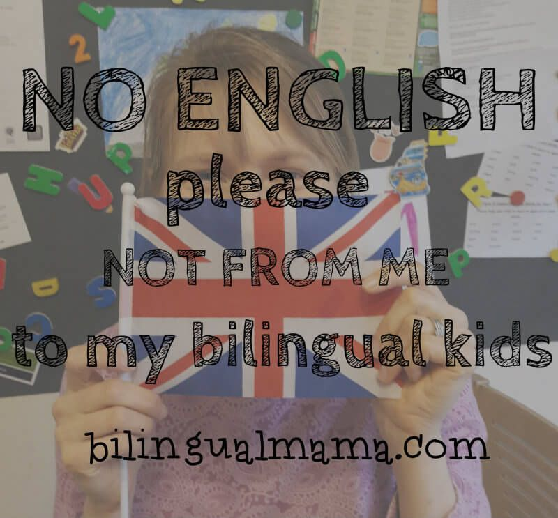 why students refuse to speak english Five tips for getting the esl student talking by  your students feel comfortable speaking they may feel embarrassed about their inability to speak english.