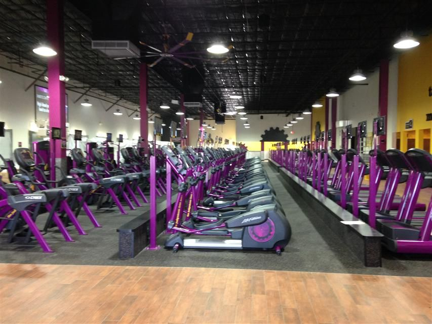 Planet Fitness Planet Fitness Workout Gym Design Fitness