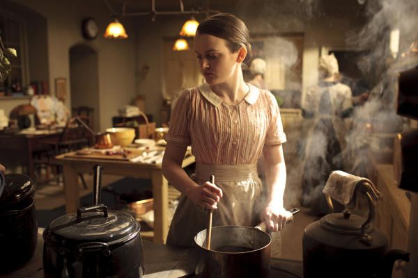 Downton Abbey and the Pull of