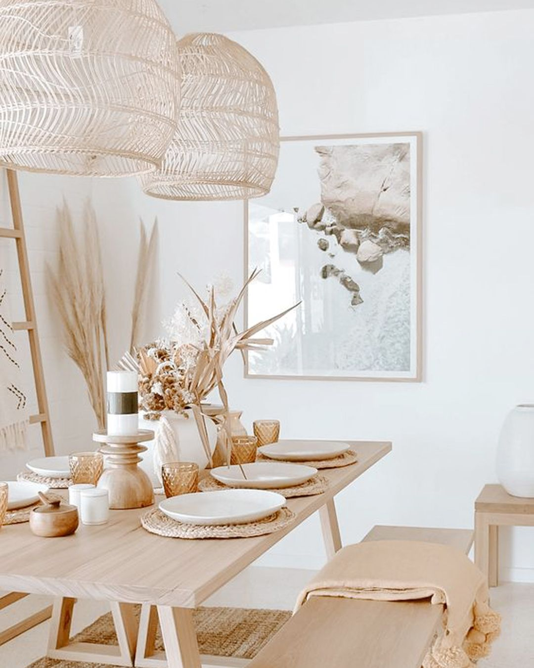 Modern Boho Dining Room Boho Dining Room Home Decor Decor