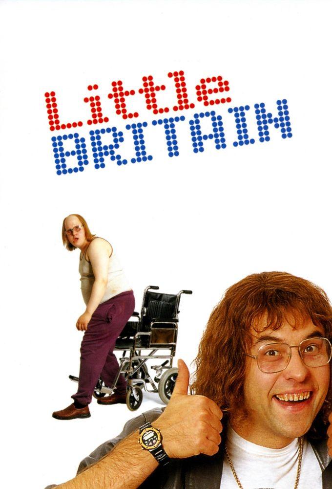 Little Britain Schauspieler