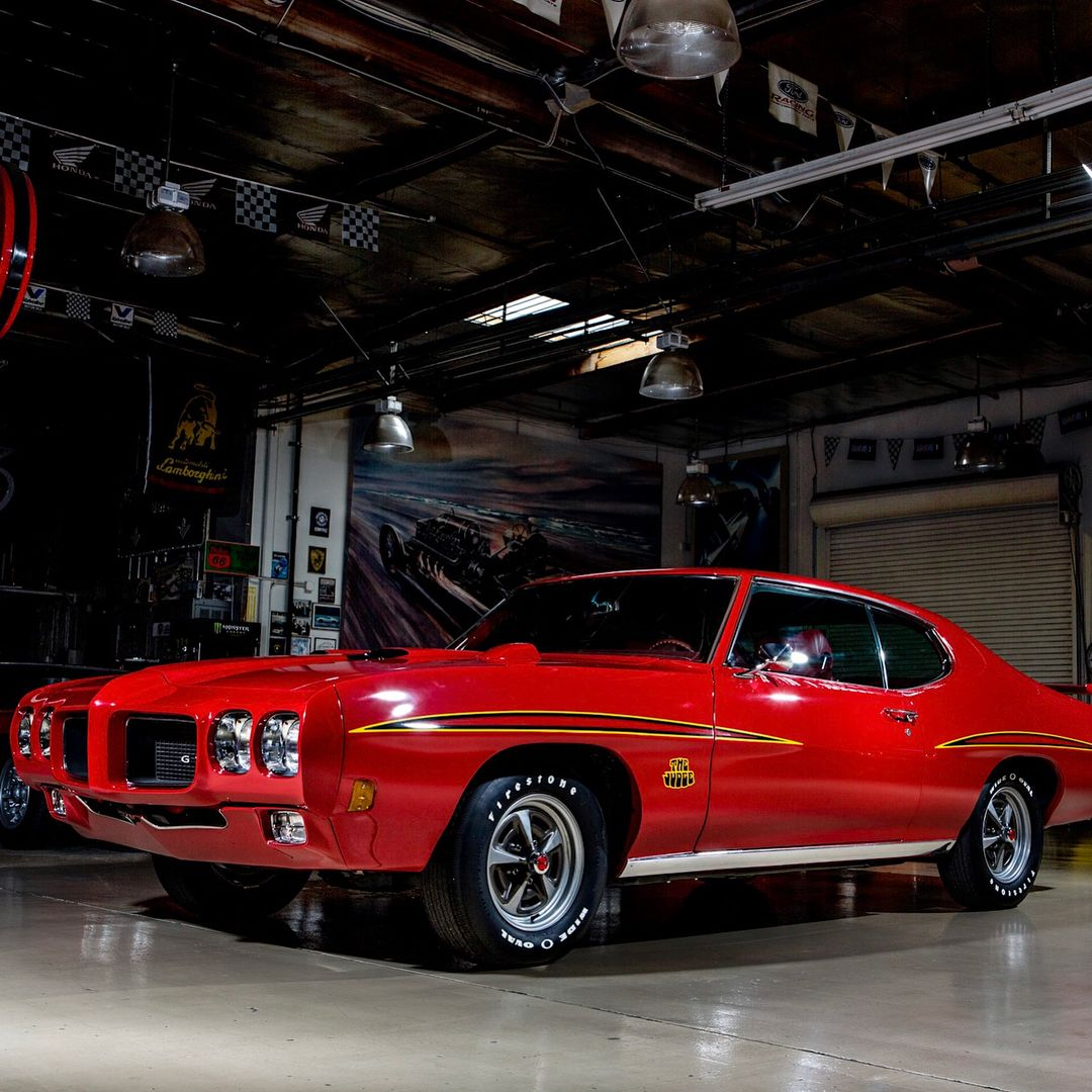 1970 Pontiac GTO The Judge Jay Leno's Garage