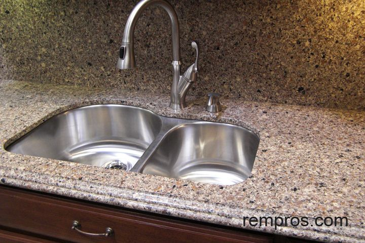Any Type Of Kitchen Sink From Undermount Stainless Steel To Drop