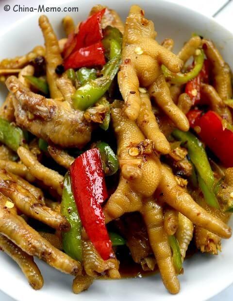 Chinese Chicken Feet Chinese Food Chicken Chicken Recipes