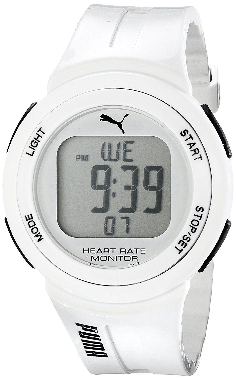 puma pulse plus unisex digital watch