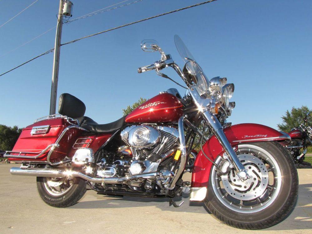 2001 Harley-Davidson Touring ROAD KING FLHRI