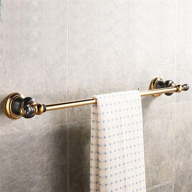 浴室タオルバー タオル掛け 壁掛けハンガー タオル収納 2色 In 2020