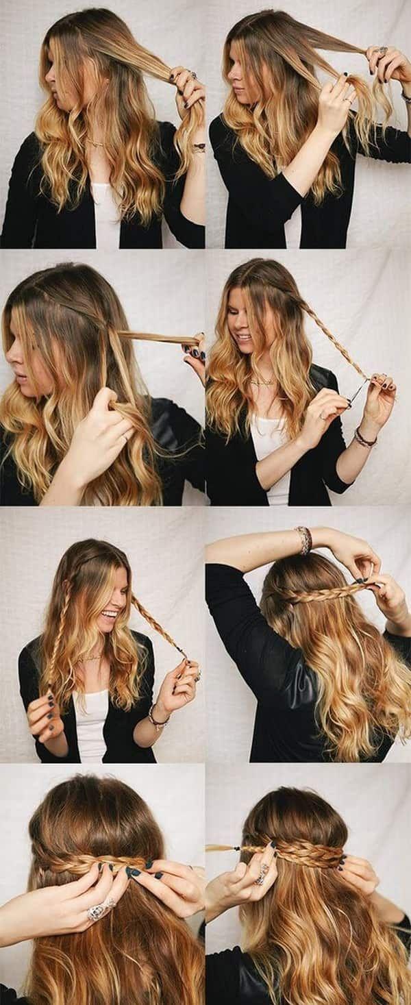 прически на средние волосы hair pinterest hair style classy