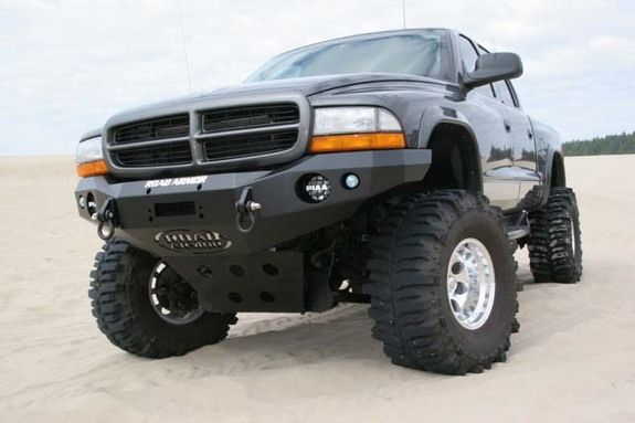 B B B Fecb D A D E on 2003 Dodge Dakota Lifted