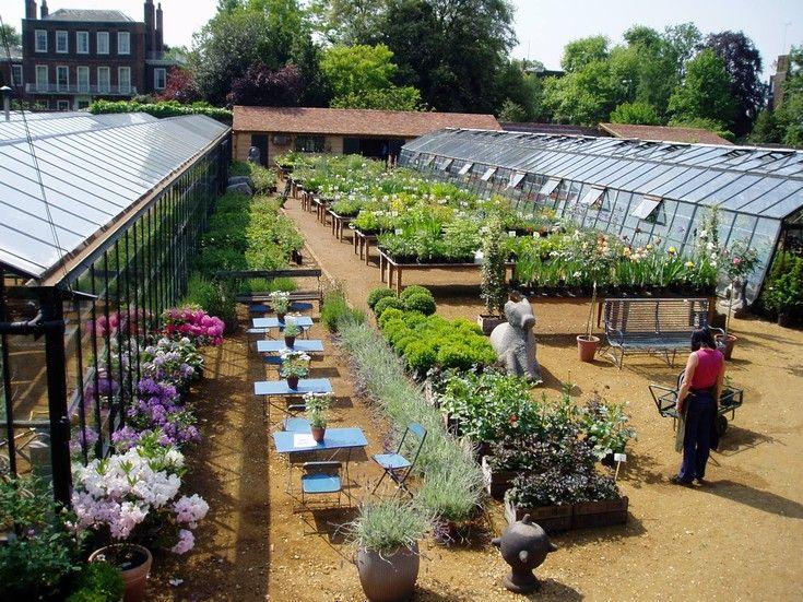 Petersham Nurseries Garden Nursery Garden Center Displays