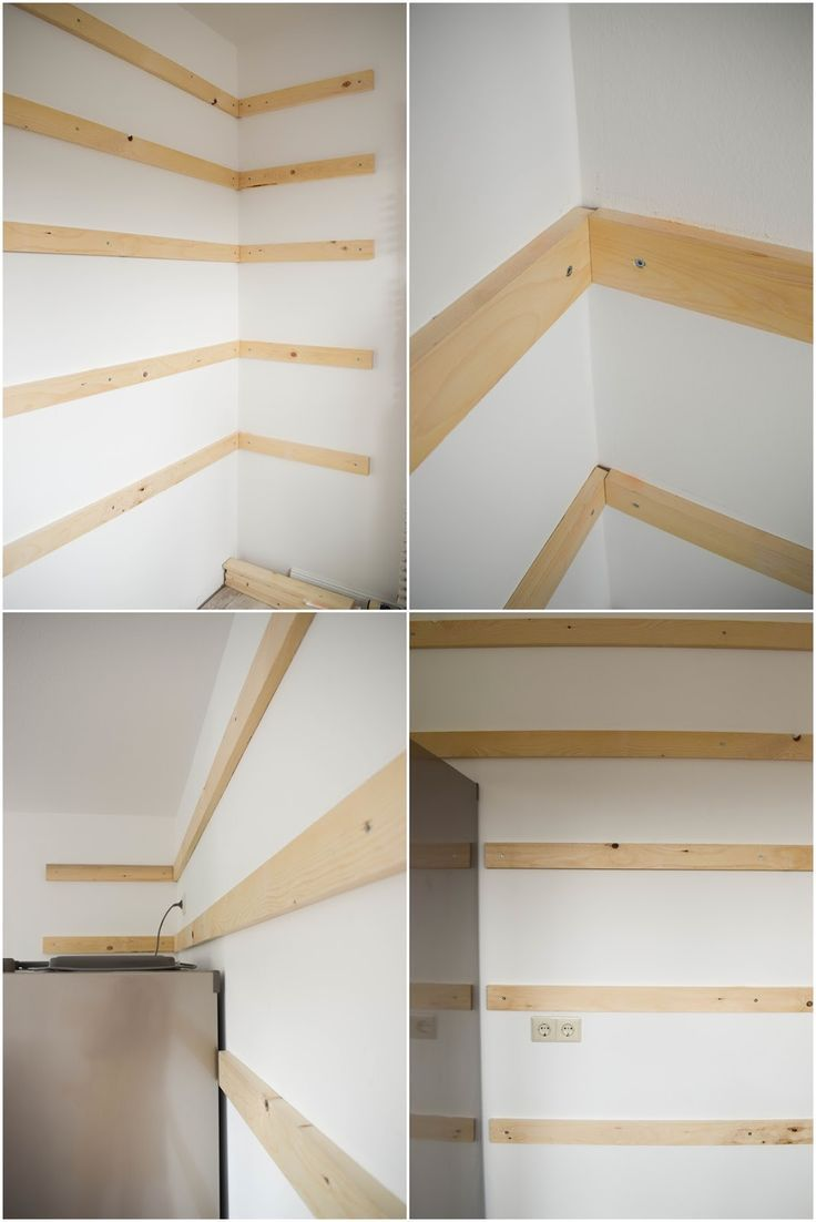 diy regal vorratsregal selber bauen kueche organisieren vorratsraum organisieren selbermachen. Black Bedroom Furniture Sets. Home Design Ideas