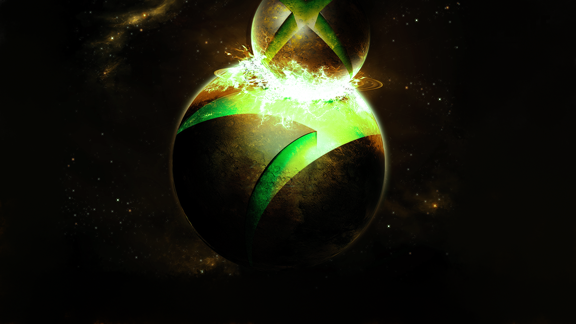 Awesome Xbox Wallpaper Ololoshenka