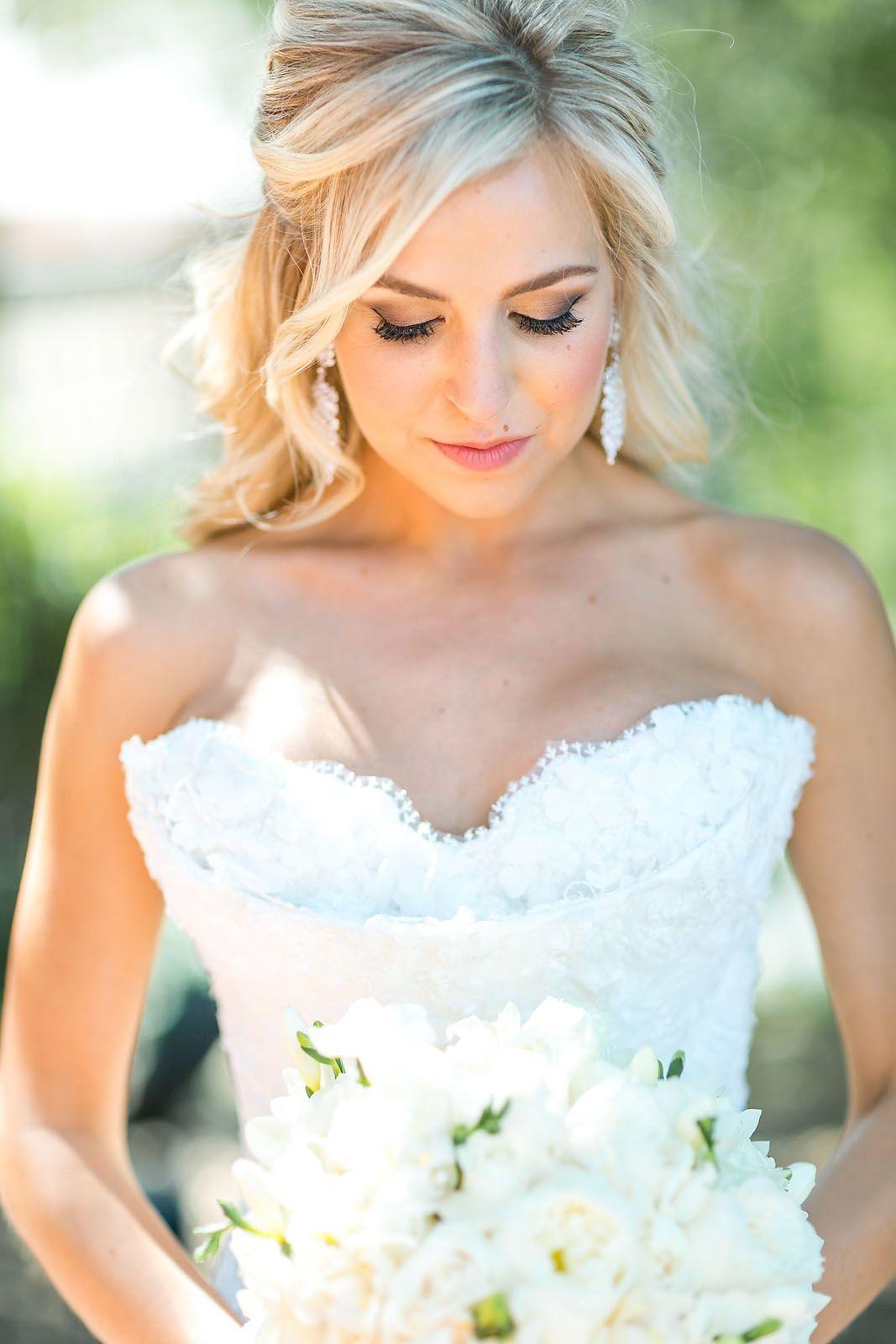 Bridal makeup artist for clippers spirit dance team member