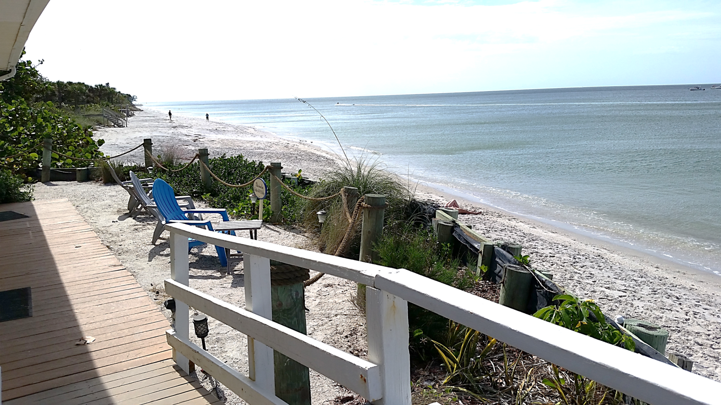 Check out our private patio for rooms 4 & 5! | Florida ...