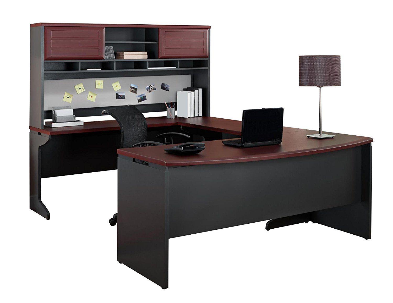 U Shaped Office Desks - Large Home Office Furniture Check more at ...