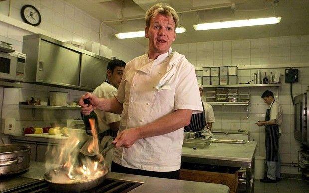 Chef Ramsey Sued Ramsey Filmed Kitchen Nightmares At Dillons An Indian Restaurant In Manhattan S Theater Dist Gordon Ramsay Ramsay Chef Gordon Ramsay