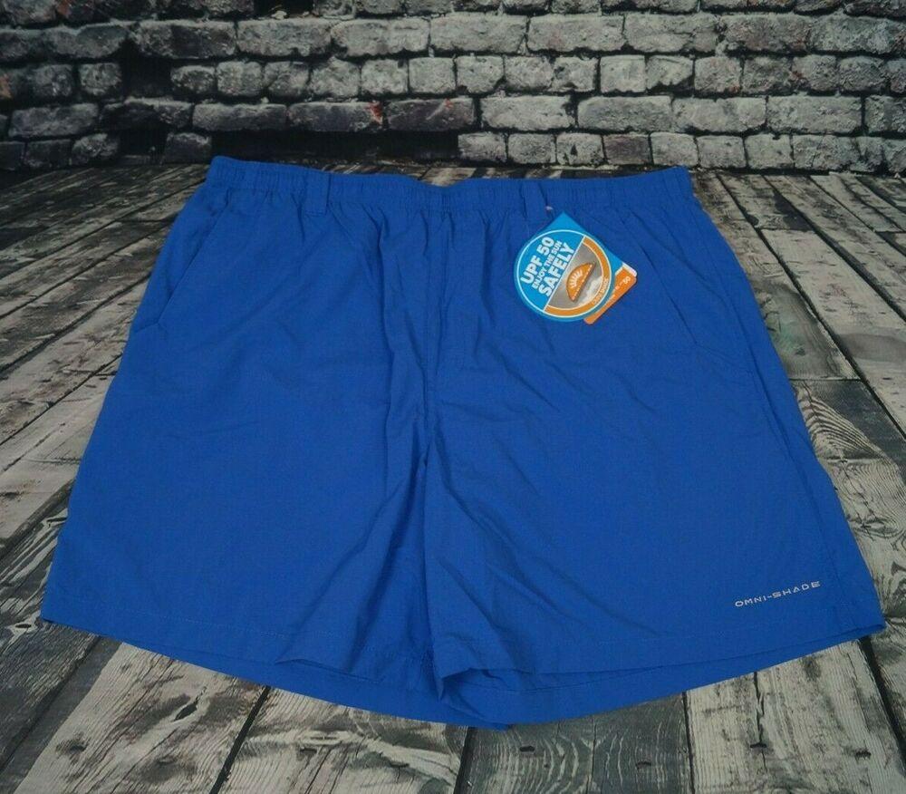 93e307e5b2 Columbia PFG Backcast III Water Shorts Trunks Fishing Hiking Short Mens L  Large #Columbia #