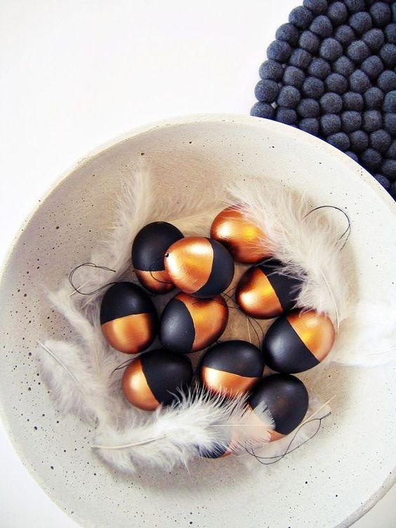 Декор пасхальных яиц своими руками. Самые оригинальные и ...