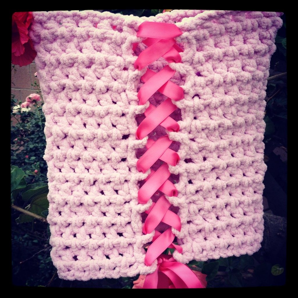 The Pretty Pretty Princess Corset Top Pinspiration Crochet